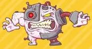 Cyborg Jawbreaker