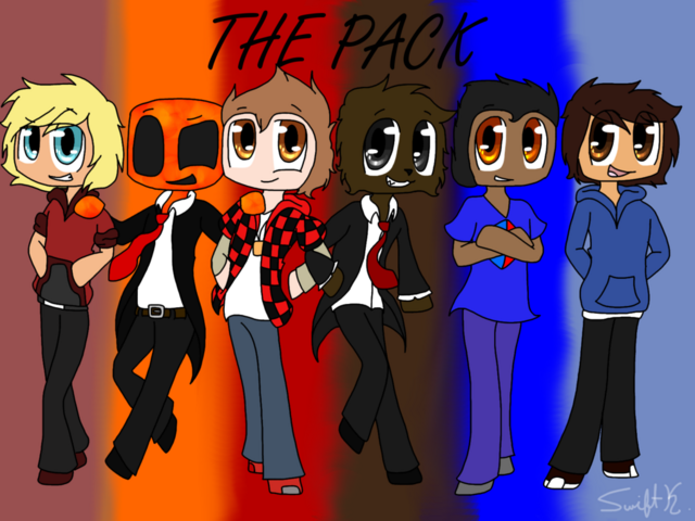 File:The pack by swiftkhaos-d87ei28.png