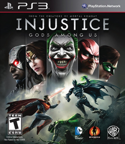 Injustice ps3 norm