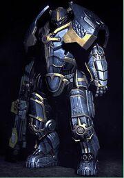 The Steel Centurion