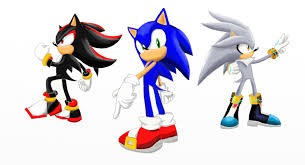 File:Sonic shadow and silver hedghog.jpg