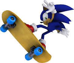 File:Sonic on a skateboard.jpg