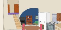 Sparkle Chord's Apartment (Fictional Location)