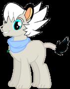 Frost bite mpl fan character by ericthewhitelion-d920vjp