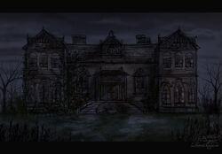 Haunted mansion by rai1-d4q1mrv