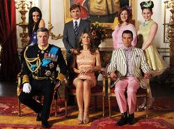Royal Family Photo