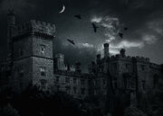 Creepy Castle Lismore copy