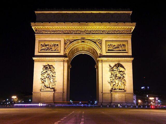 File:800px-Arc Triomphe 2010.jpg