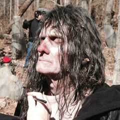 The Ghoul behind the scenes