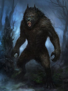 Werewolf by tsimmers-d8n1s09