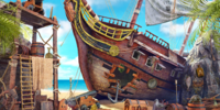 Treasure Island Update