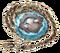 C313 Jewelry pendants i01 Aquamarine Explorer
