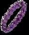 C224 Beautiful bracelets i04 Amethyst bracelet