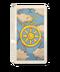 C050 Tarot Cards i01 Fate Wheel