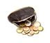 C585 Runaway's things i04 Coin purse
