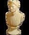 C127 Geniuses of poetry i02 Bust Alighieri