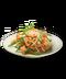 C232 Haute cuisine i04 Turkey fricassee