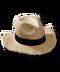 C226 Elegant hats i02 Straw hat