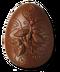 C015 Exotic Eggs i03 Chocolate egg