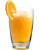 C118 Refreshing drinks i04 Orange smoothie