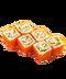C129 Sushi mania i01 California roll