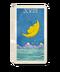 C050 Tarot Cards i04 Moon