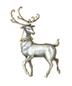 C468 Christmas sleigh i01 Dasher figurine