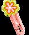 C160 Unique paper clips i02 Flower