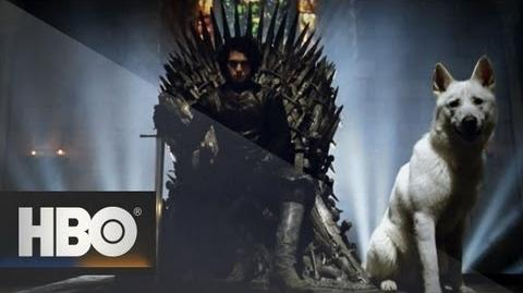"""Game Of Thrones """"Iron Throne"""" Preview (HBO)"""