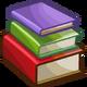 Bookworm Transparent