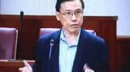 Ho Peng Kee gives reasons for banning Douglas Sanders' talk on Section 377A in 2007