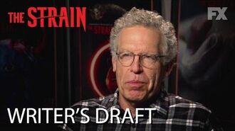 WRITER'S DRAFT The Strain Season 3 FX
