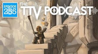 BIONICLE G3 Worldbuilding and Island Life TTV Podcast 255