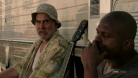 Dale and T-Dog 2x02 (2)