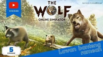 The Wolf Online Simulator (Android) Gameplay Episode 5 - Lawan Banteng Ramean!