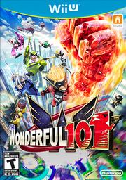 WiiU Wonder101 pkg01 E3