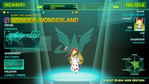 Wonder-Wonderland