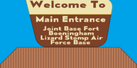 Joint Base Fort Boeningham Lizard Stomp Air Force Base