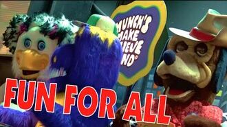 Chuck E. Cheese's Brandon FL - Fun For All