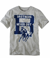 Brothers Never Quit t shirt