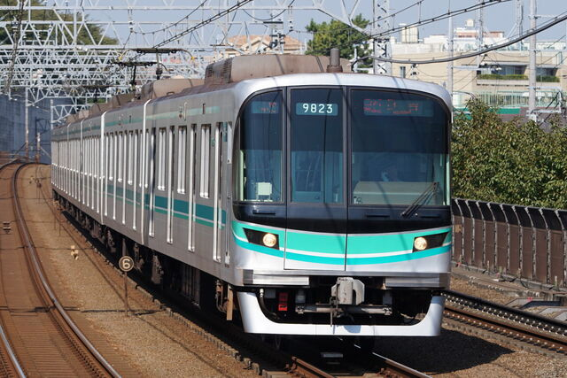 File:Tokyo Metro 9000 Series.jpg