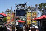 Tony Hawk's Big Spin entrance (SFDK)