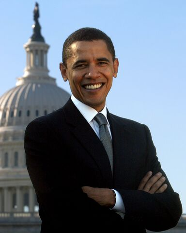 File:Barack Obama outside.jpg