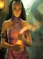 Yuan-Ti Alchemist