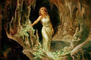 Goddess of the earth