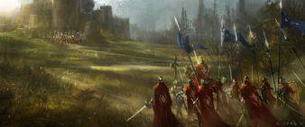 Battle for Starling Castle