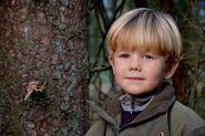 Prins vincent 5th birthday