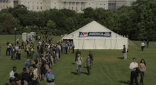 AmWorks Tent
