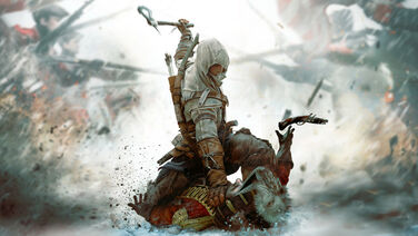 Assassins Creed III launch trailer