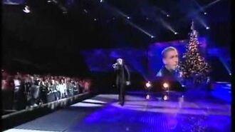 X Factor 2005 Winner Shayne sang that's my goal www.globmates.com